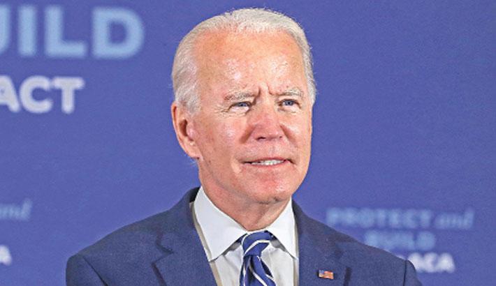 US airstrike in Syria a warning to Iran: Biden