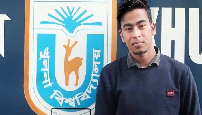 Khulna University student dies