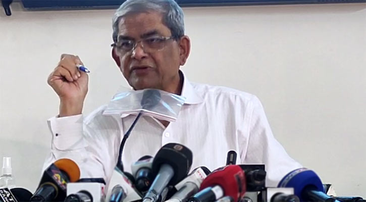 BNP will not take part in upcoming UP elections: Fakhrul