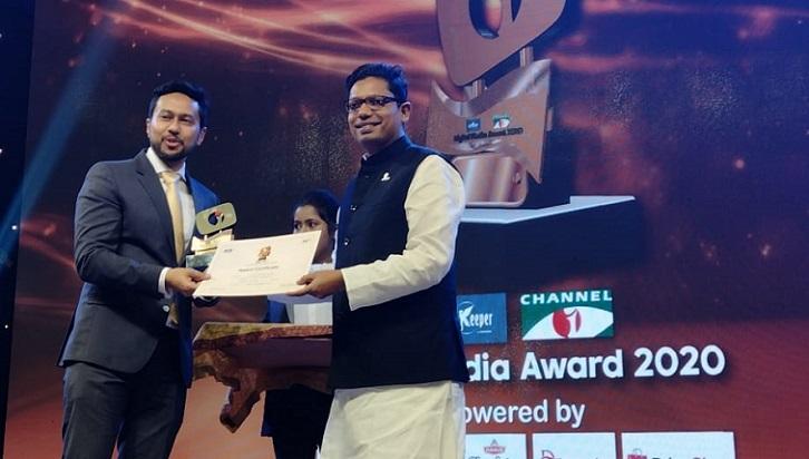 Sindabad.com wins Channel I Digital Media Award 2020
