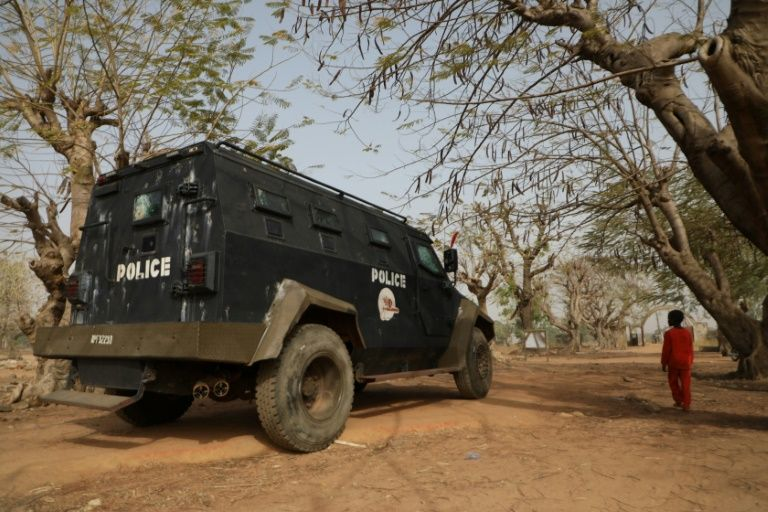 Victims of mid-February Nigeria school abduction freed