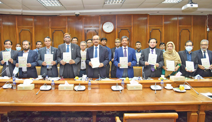 BB unveils booklet on pandemic policy measures