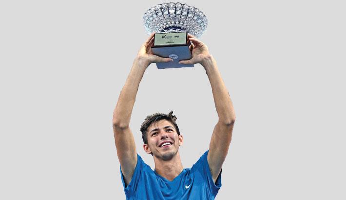 Popyrin wins first ATP title