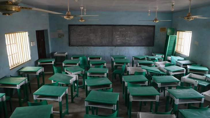 Talks underway in Nigeria to free abducted schoolgirls
