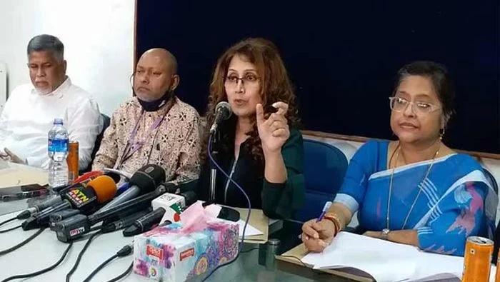 "I am a victim of ""colleagues"" conspiracy: Samia Rahman"