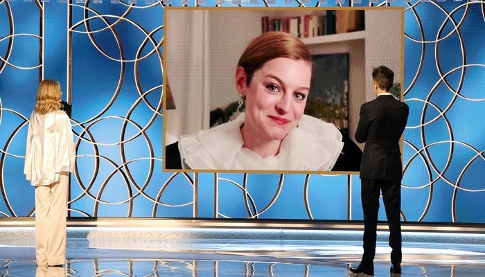 Golden Globe Awards 2021: Nomadland and Borat win top awards