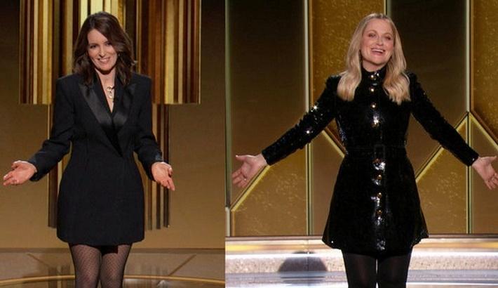 Golden Globe Awards 2021: Virtual ceremony gets underway