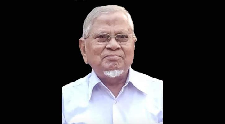 Educationist professor Md Hanif dies
