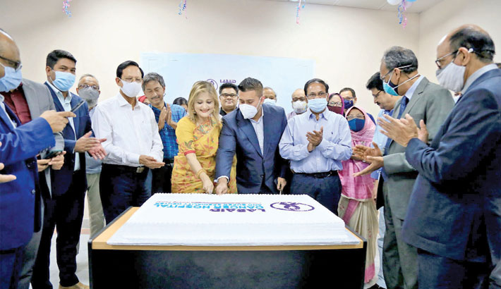 Inauguration the LabAid Cancer Hospital and Super Specialty Centre