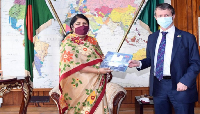 Norwegian envoy makes a courtesy call on JS Speaker