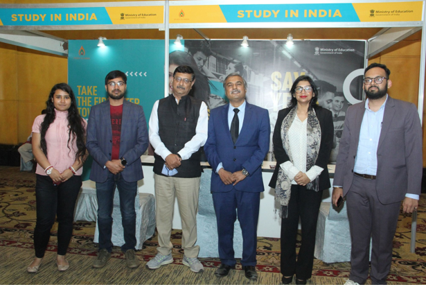 Study in India Education Meet-2021 concludes with overwhelming participations