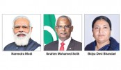 Three S Asian leaders  to join celebrations