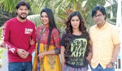 Four artistes in 'Certificate'