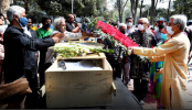 Lily Chowdhury laid to rest at Banani graveyard
