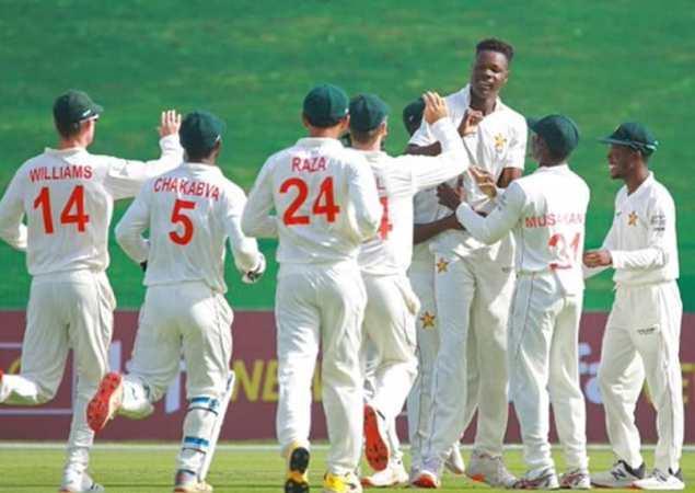 Muzarabani, Williams shine as Zimbabwe lead Afghanistan