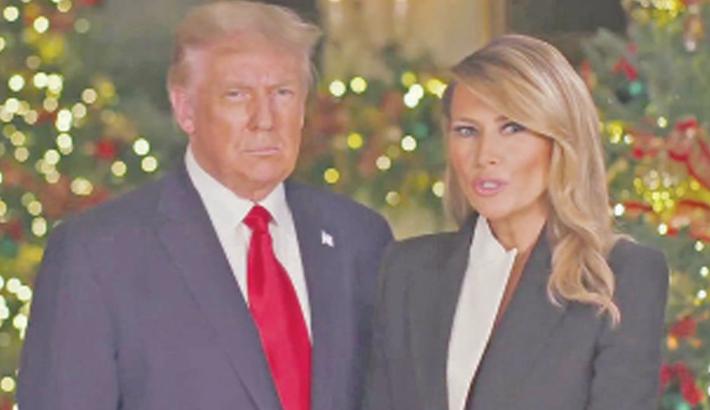 Trump, Melania quietly got corona vaccines in Jan