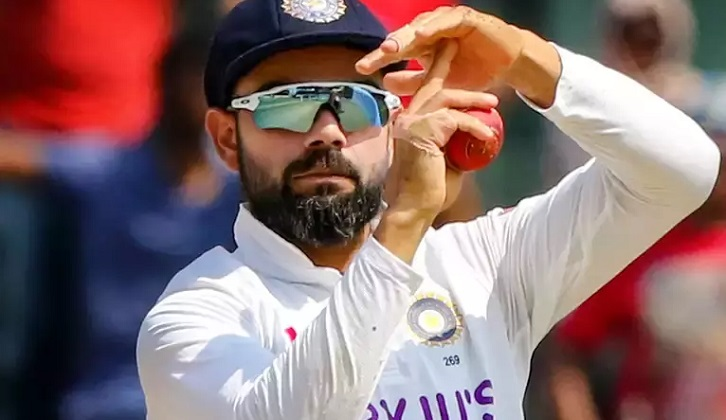 Kohli credits Test success to not grumbling about pitches