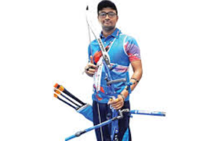 Shana finishes third in recurve final