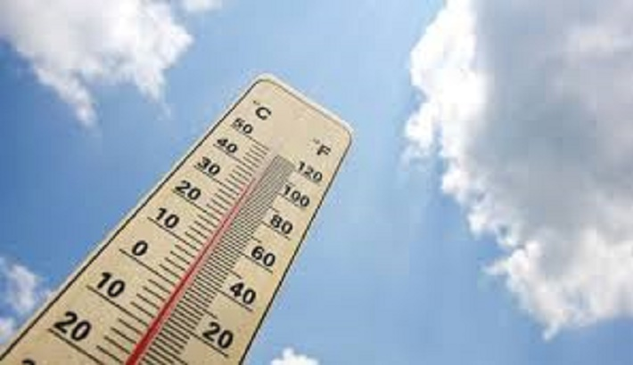 Temperature may rise in next 3 days