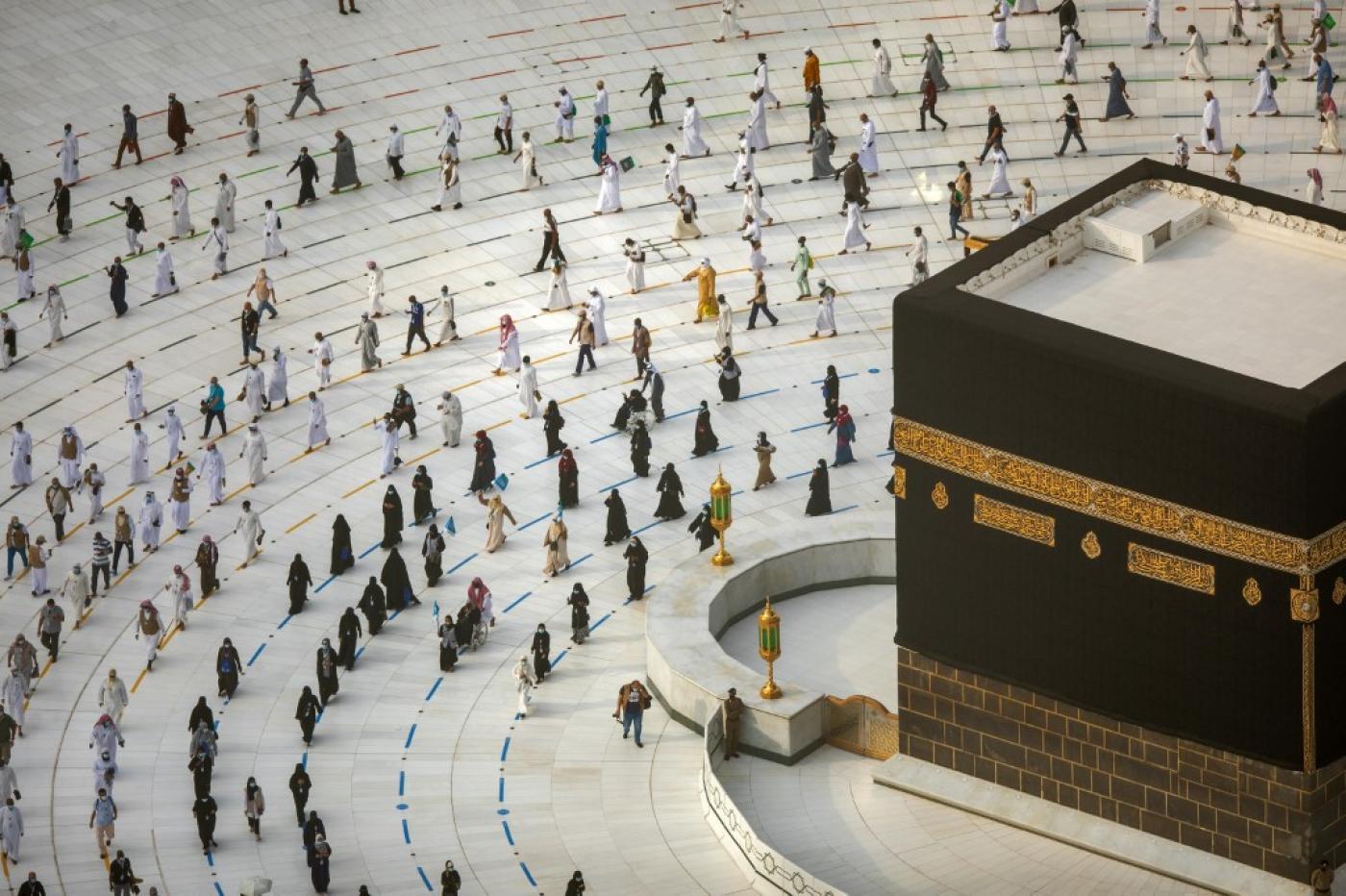Covid-19: Saudi Arabia says vaccine is a must for Hajj