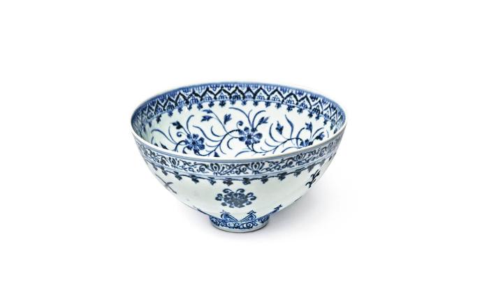 Rare Ming Dynasty bowl found at US yard sale