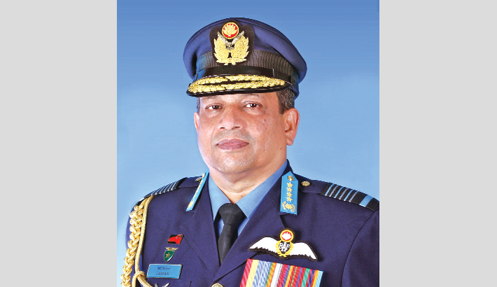 Air Force chief leaves for Sri Lanka