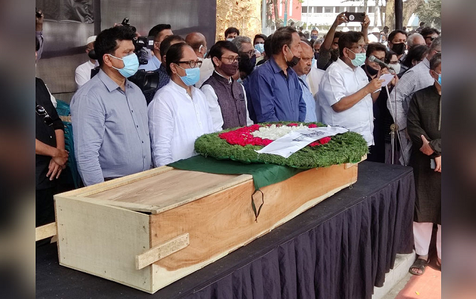 HT Imam laid to eternal rest