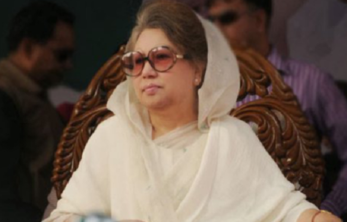 Khaleda's sentence waiver plea at Law Ministry: Home Minister