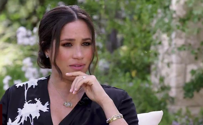 Oprah interview: Meghan accuses palace of 'perpetuating falsehoods'
