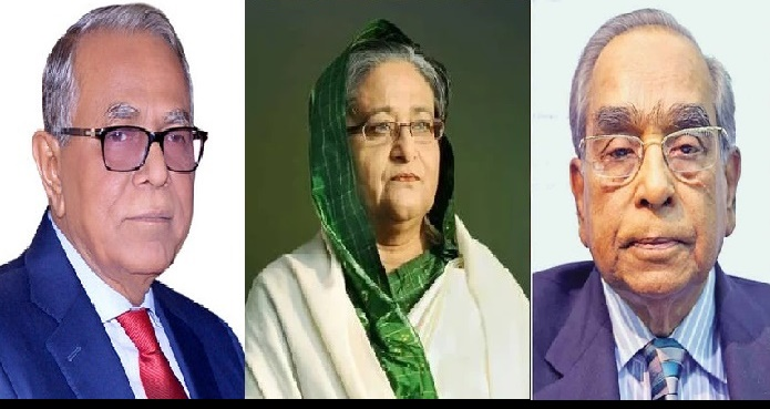 President, PM mourn death of HT Imam