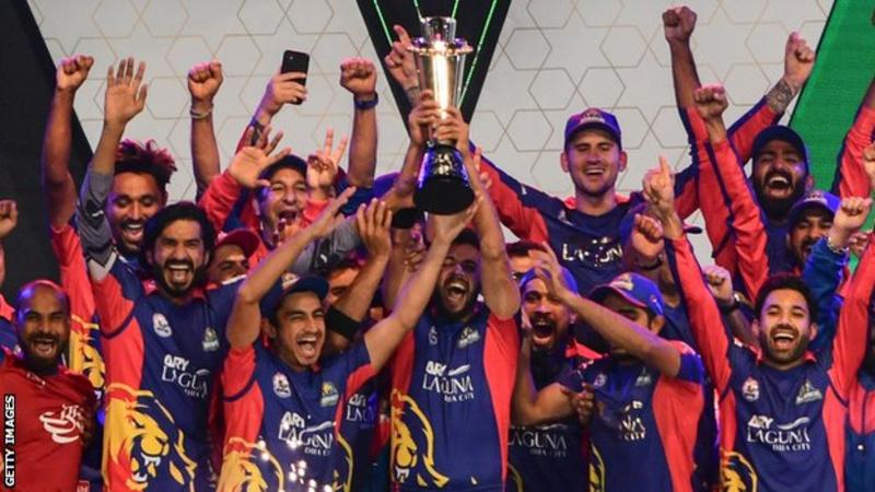 Pakistan Super League suspended after seven coronavirus cases