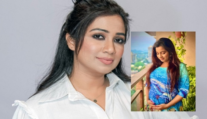 Indian singer Shreya Ghoshal announces pregnancy