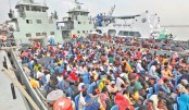 2,260 more Rohingyas reach Bhasan Char