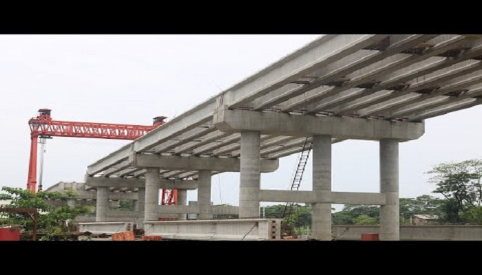 Worker dies falling from under-construction Payra Bridge