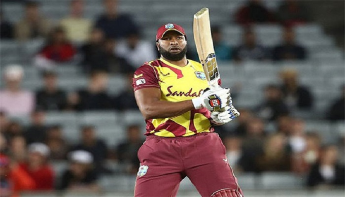 Pollard third man to hit six sixes in over in international cricket