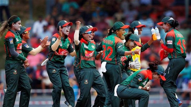 Women's cricket starts Saturday in Sylhet