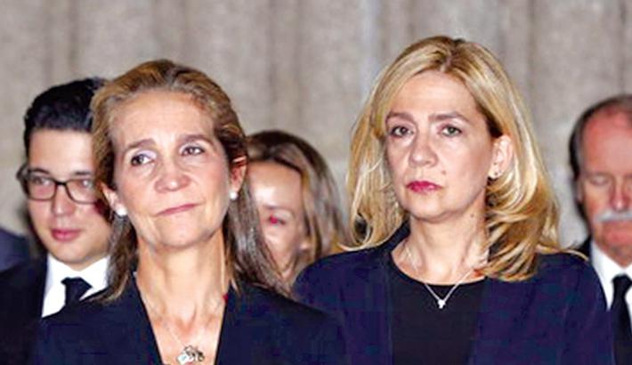 Row in Spain over princesses getting UAE vaccines