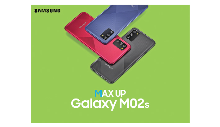Samsung brings Galaxy M02s