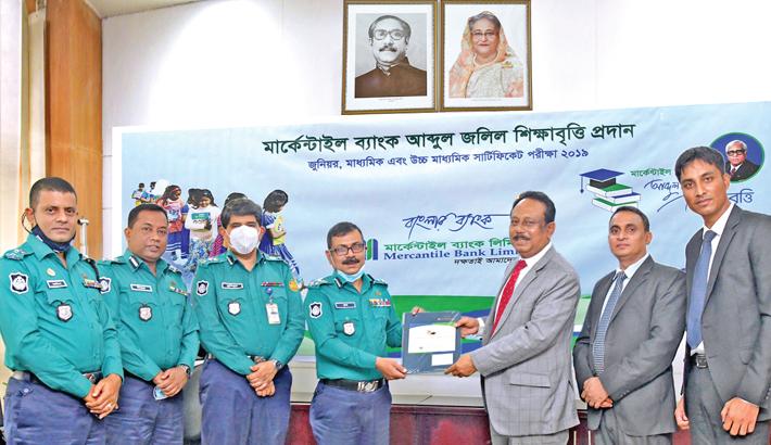 50 DMP members'  children get  Abdul Jalil Edu Scholarship