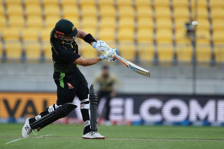 Australia set New Zealand 157-run target in fourth T20