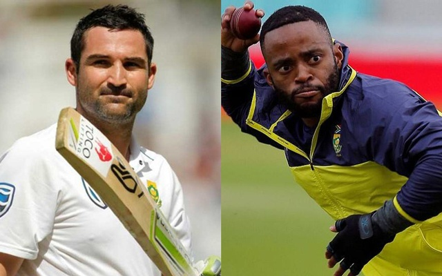 Bavuma, Elgar to captain South African cricket teams