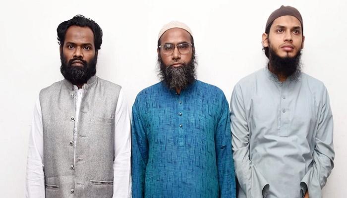3 Huji men arrested in city