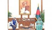 India praises Bangladesh's 'miraculous' progress