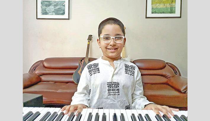 Adyan-a prodigy of Bangladesh
