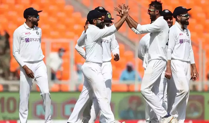 India crush England in fourth Test to seal series 3-1