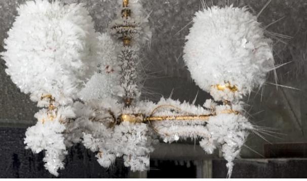 Inside Russia's deep frozen ghost towns