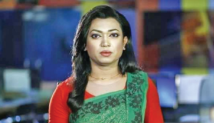 First transgender person becomes news presenter in country