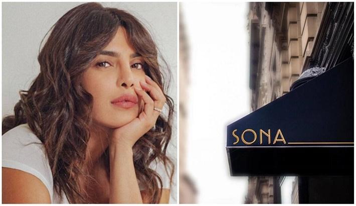 Priyanka Chopra launches Indian restaurant 'SONA' in New York