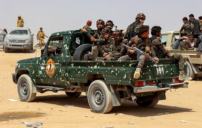 Fighting in Yemen's Marib kills 90 in 24 hours: govt military sources