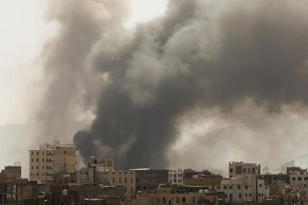 At least 8 dead in fire at Yemen migrant facility: IOM
